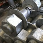 Изготовление болтов, гаек и шайб большого диаметра